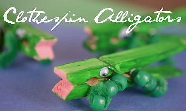 crocodile craft, crocodile activities, crafts for kids, Nature For You
