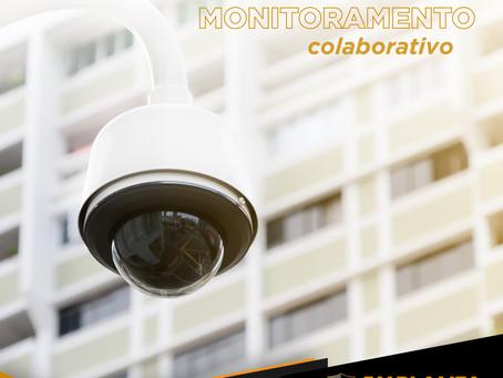 Monitoramento colaborativo