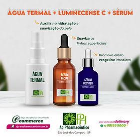 Marketing estratégico para Ao Pharmacêutico SJC. Post de produtos.