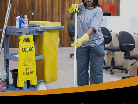 Limpeza em Indústrias | Conte com Especialistas