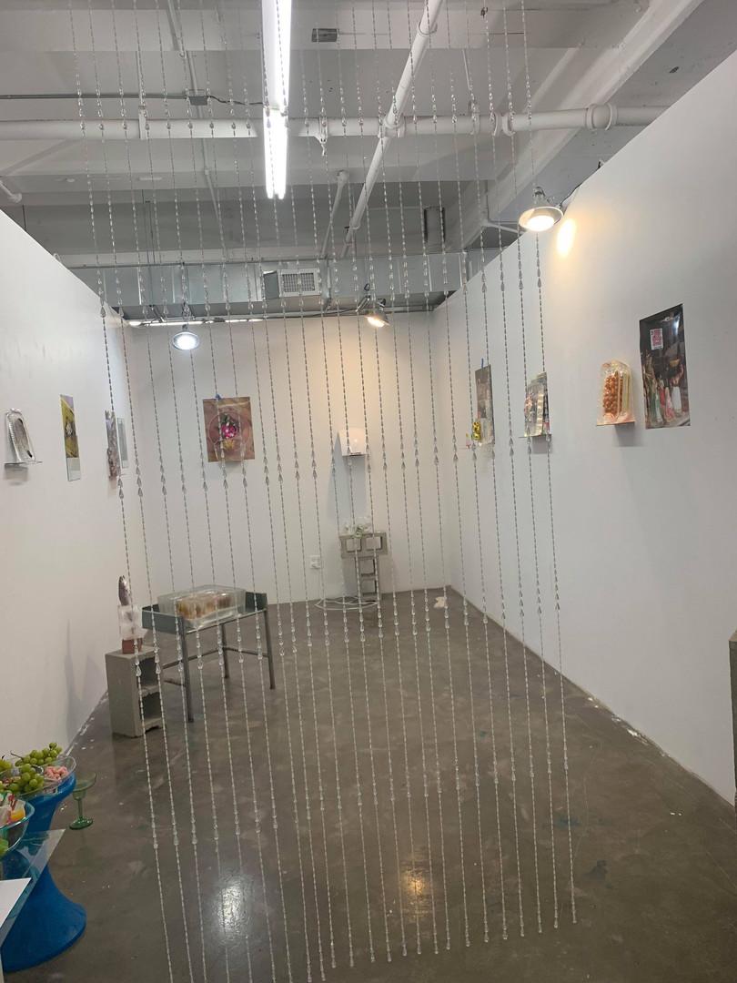 Porcelain Sea, Open Studios Brooklyn, New York