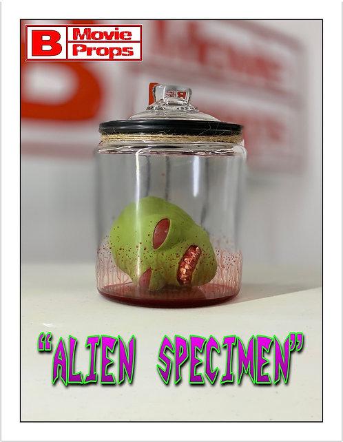 """""""Alien Specimen"""""""