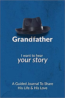 Grandfather, I Want to Hear Your Story Book