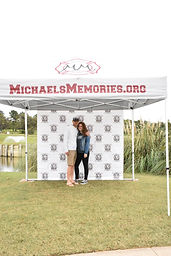 Michaels Memories Annual Golf Classic - Michael and Madison Williams