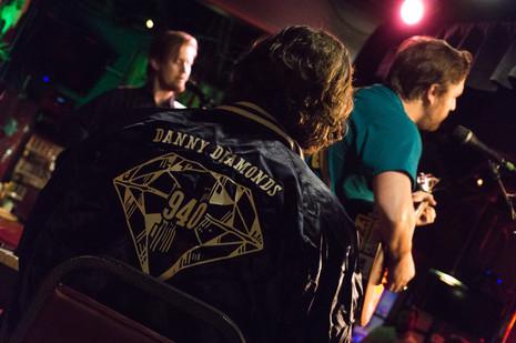 FRUITVALE FIRE Danny Diamonds Album Release