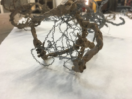 Bronze  |  UNT Sculpture