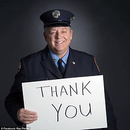 Ray Pfeifer FDNY Michaels Memories
