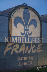 KimbellFest France