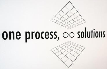 one process, infinite solutions
