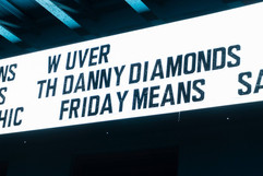 FRUITVALE FIRE Danny Diamonds Album Release