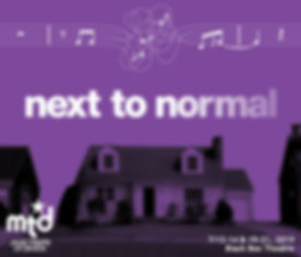 Music Theatre of Denton Next to Normal