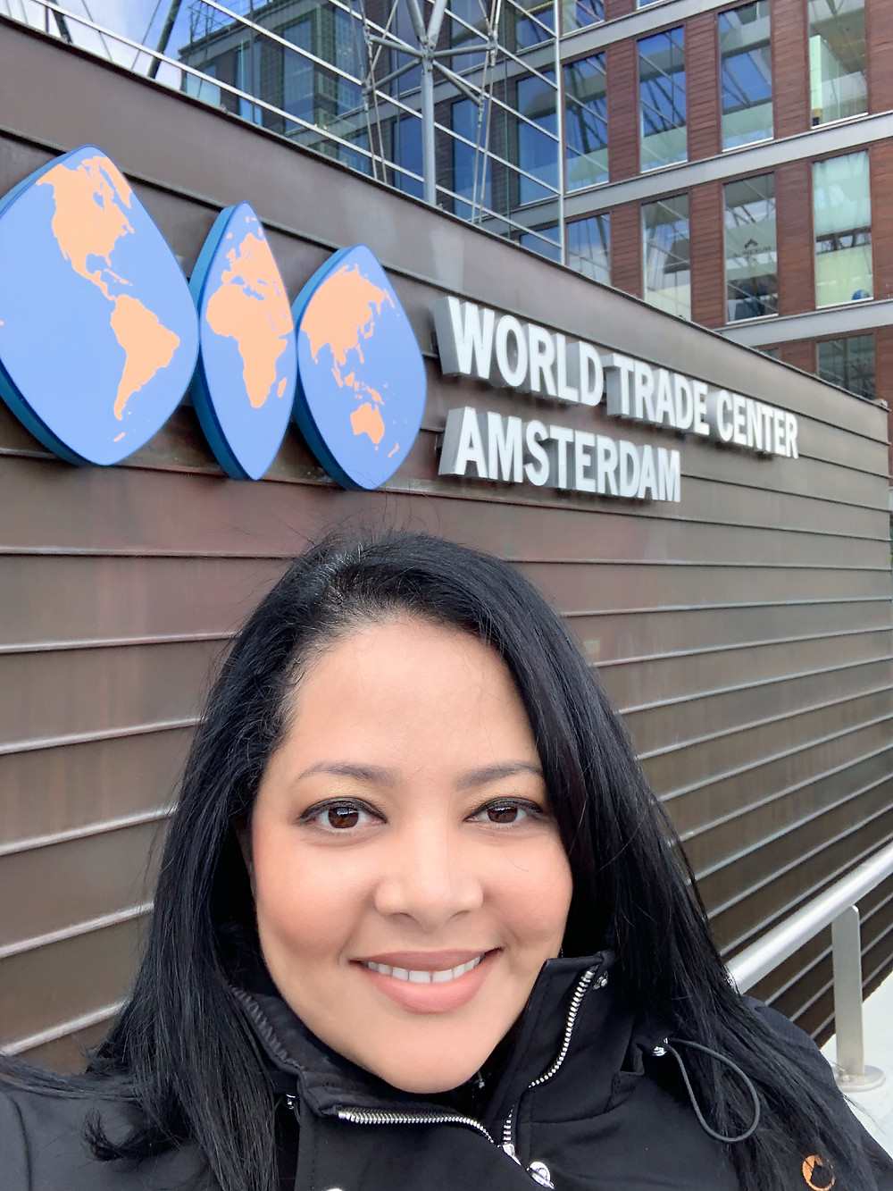 World Trade Center in Amsterdam
