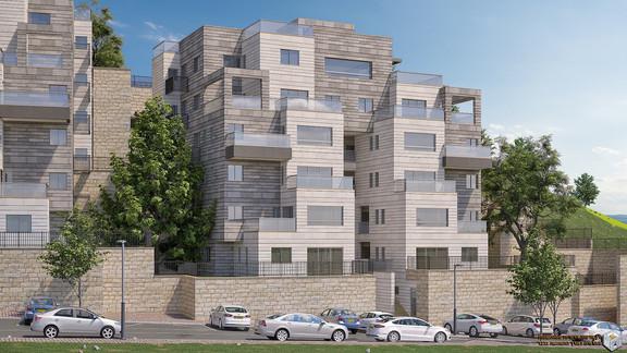 דולב - בנייני בר-אמנה