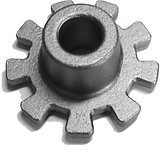 stampaggio a caldo acciaio, fucinatura