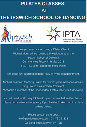 New Pilates Course
