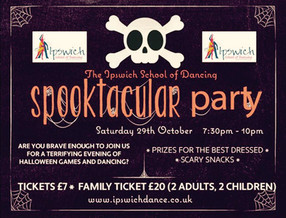 Halloween Party....do you dare?!