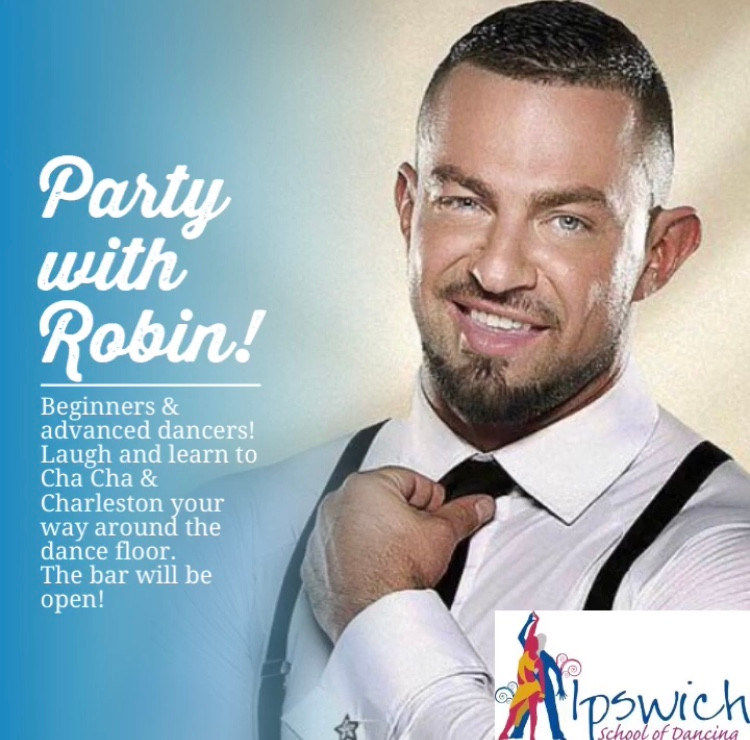 Party with Robin Windsor. Friday March 23rd. 7pm. View our events pages for more details.