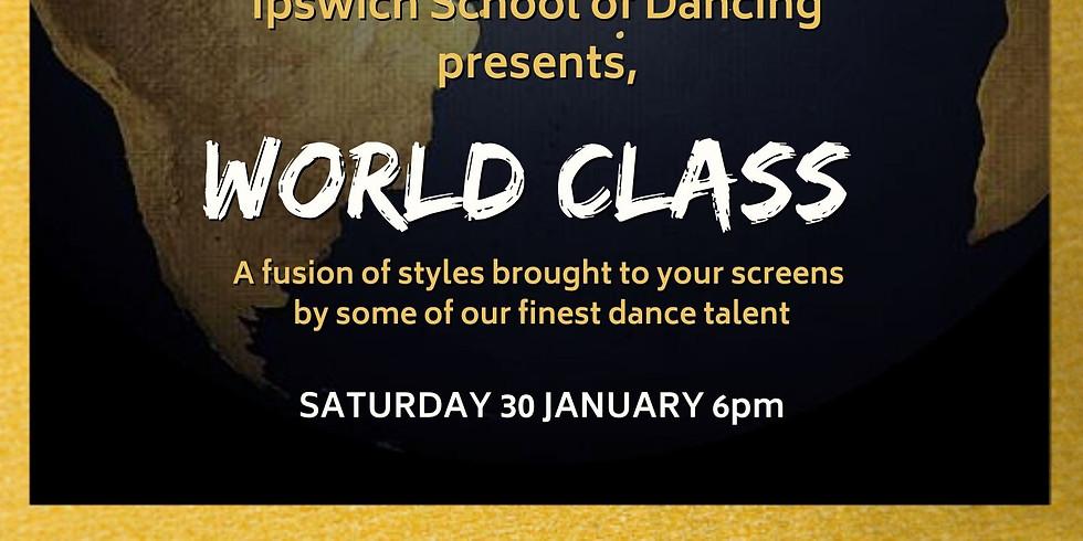 Online Show - World Class