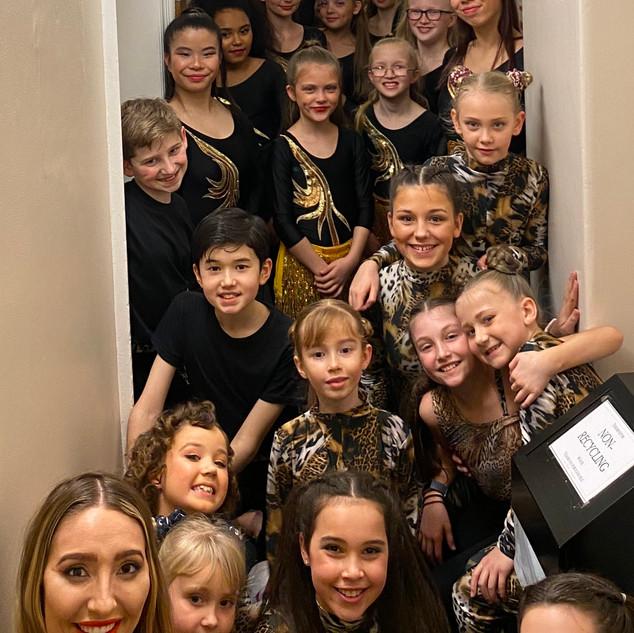 suffolk essex dance chidren show west end theatre