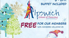 Christmas at the Ipswich School of Dancing