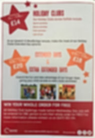 holiday clubs suffolk
