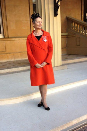 Jeanette Siddall CBE will be attending our Grand Re-Opening.