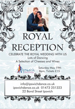 Royal Reception