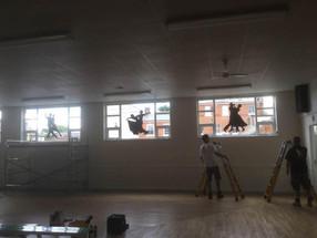 Making good progress with the refurbishment