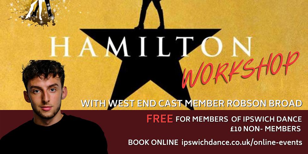 HAMILTON Workshop and Q & A