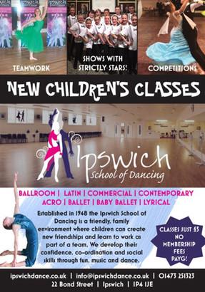 New Children's & Adults Classes