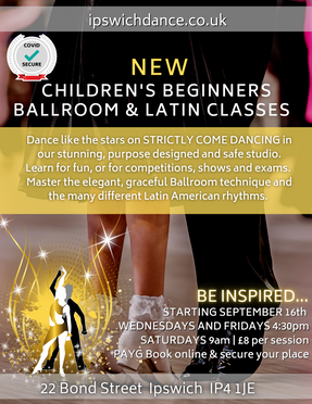 Group Classes Start Next Week!