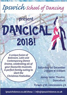 Dancical 2018!!!