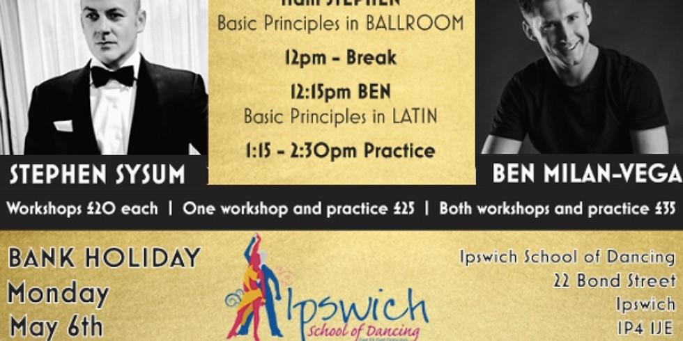 Bank Holiday Workshops