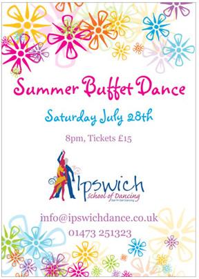 Summer Buffet Dance