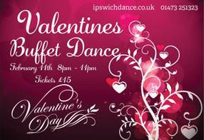 Valentines Buffet Dance