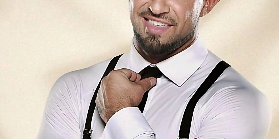 Party with Strictly's Robin Windsor