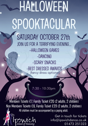Halloween Party Saturday October 27th