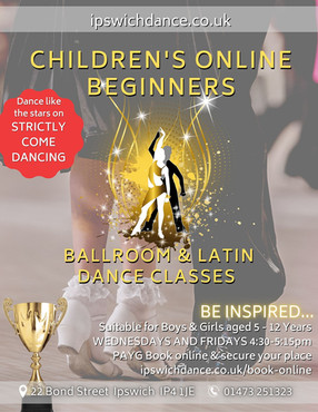 Children's Beginners Online Zoom Classes