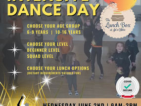 Half Term Intensive Dance Day