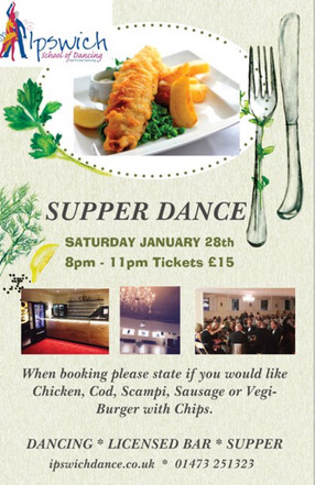 Supper Dance