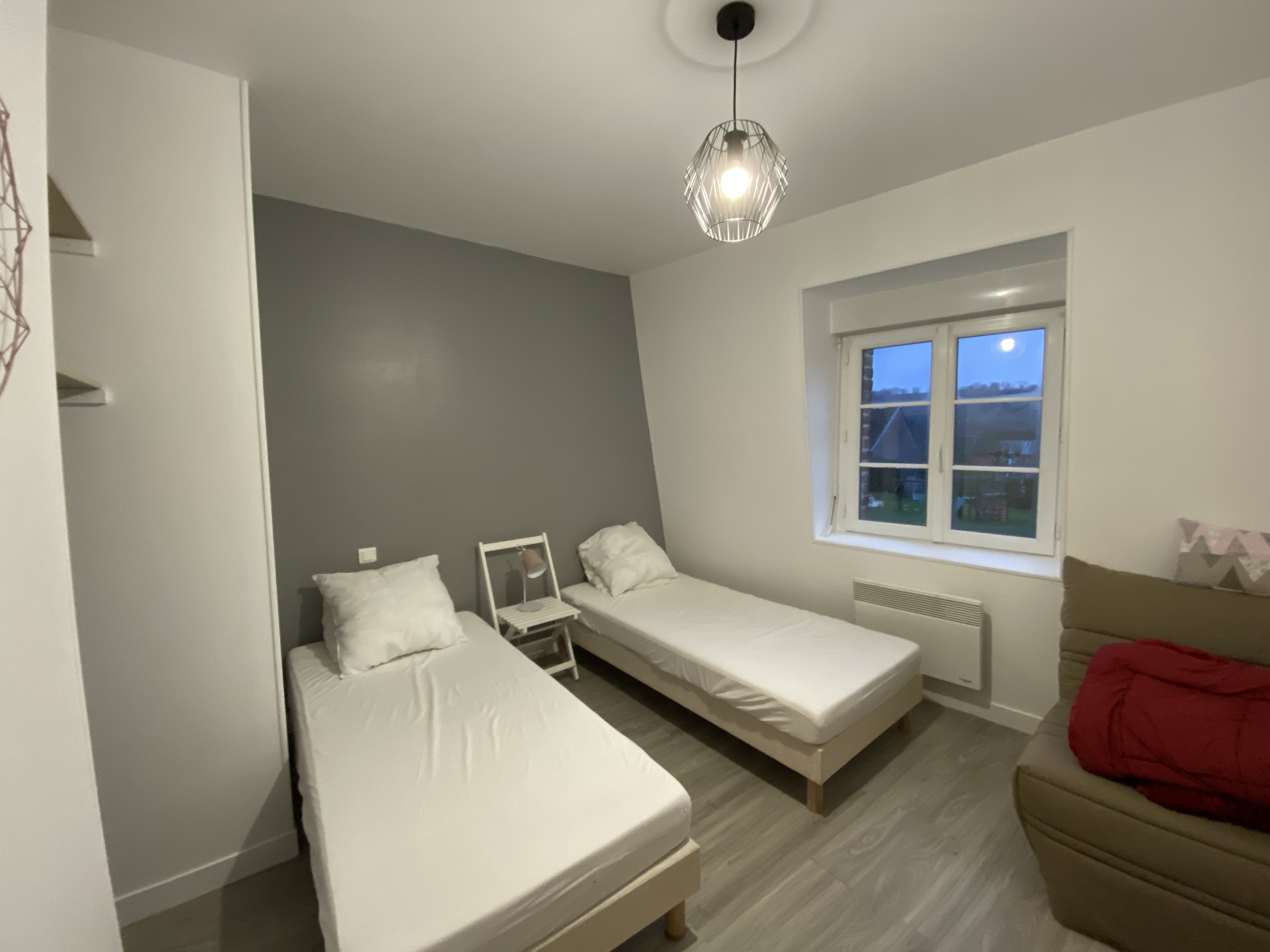 Maisonette chambre 1