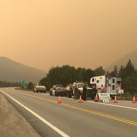 Tahoe Is No More - VHRs, Remote Workers, and Fires Are A Threat To Mountain Men, Women And Children