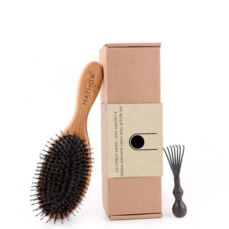Boar hår børste