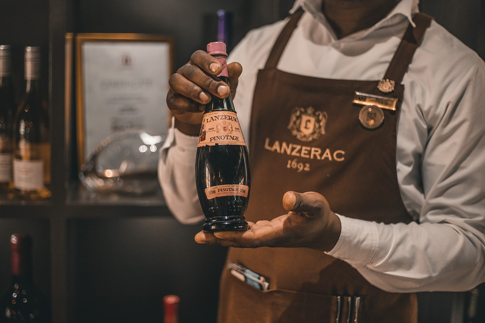 Brenden Roberts (Only Wines) writes about Lanzerac Wines.