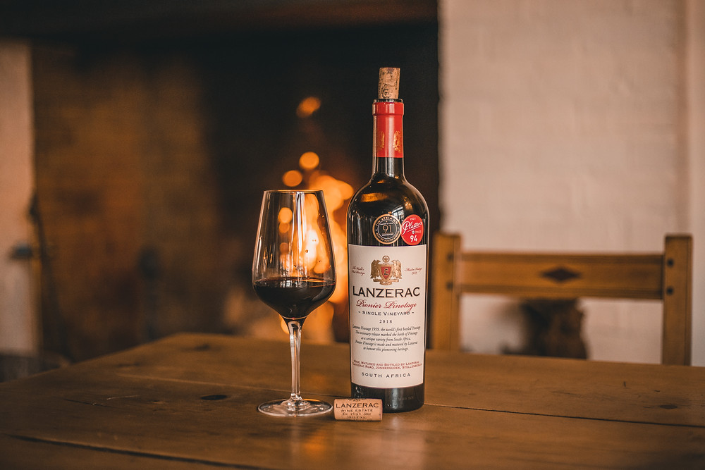 Brenden Roberts Only Wines writes about Lanzerac Pinotage