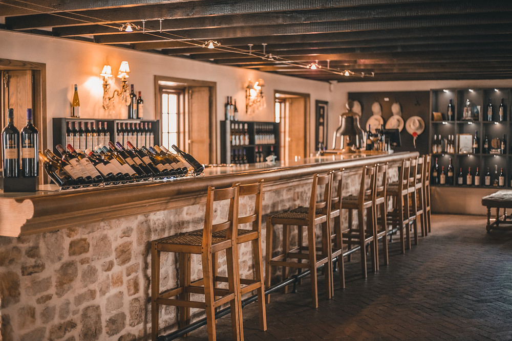 Brenden Roberts Only Wines visits the Lanzerac Tasting Room