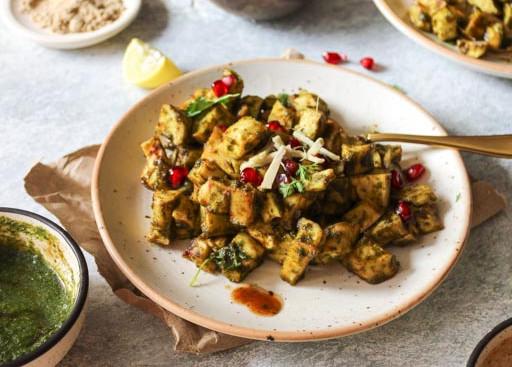 Shakarkand (Sweet Potato) Ki Chaat