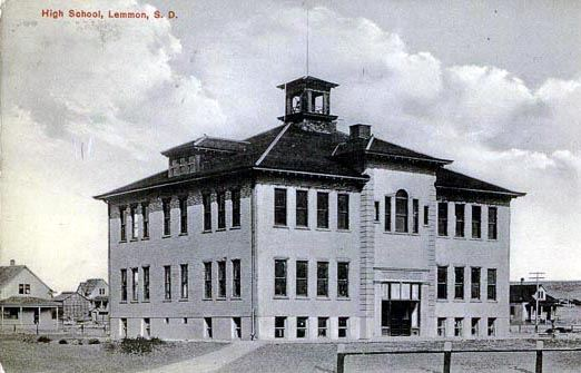 Lemmon Schoolhouse