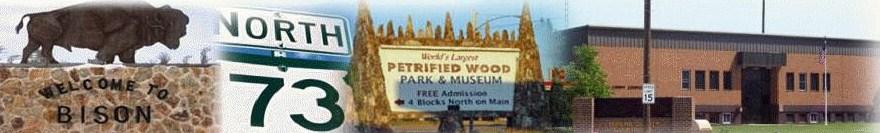 Petrified Wood Park, Lemmon