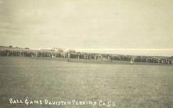 Daviston Ball Game